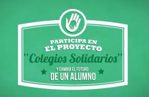 imagen del vídeo Proyecto Colegios Solidarios